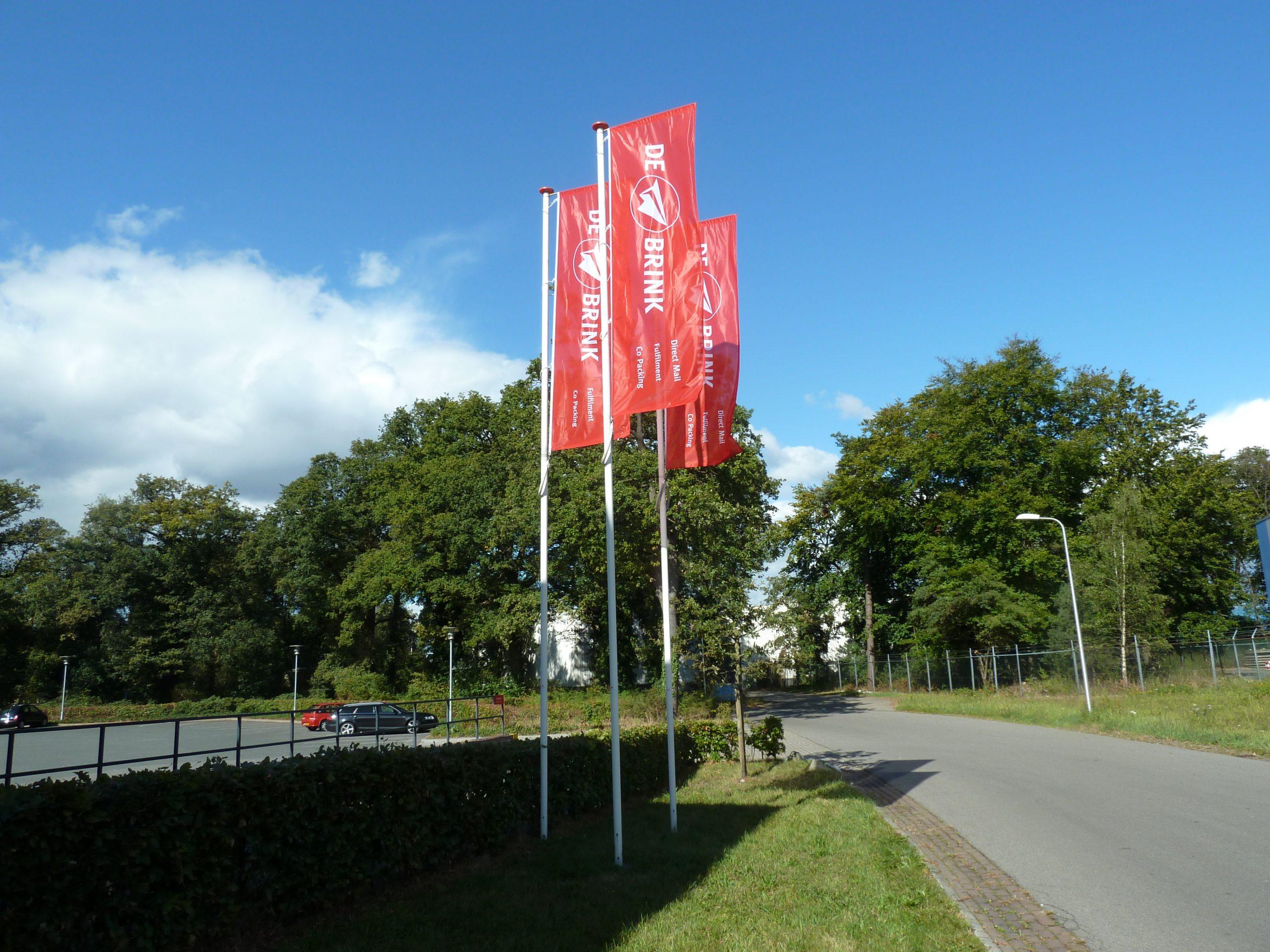 Project De Brink Vlaggen